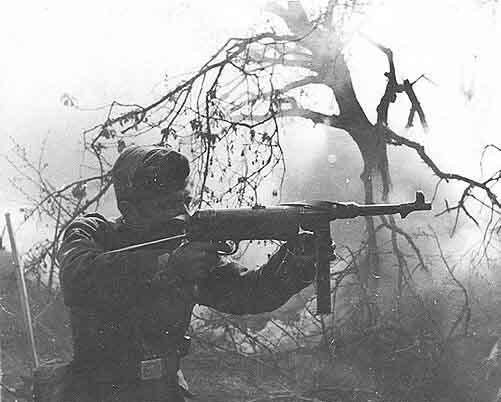 world war ii weapon advances